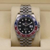 Rolex 126710BLRO Steel 2018 GMT-Master II 40mm pre-owned United States of America, Tennesse, Nashville