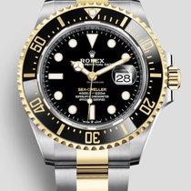 Rolex new Automatic 43mm Gold/Steel Sapphire Glass