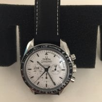 Omega Speedmaster Professional Moonwatch Steel 42mm White No numerals United Kingdom, Croydon