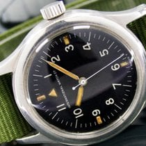 IWC Acier 35mm Remontage automatique Pilot Mark occasion