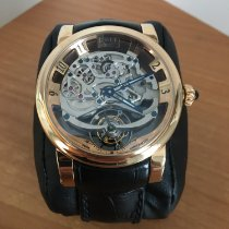 Bovet Or rouge Remontage automatique occasion