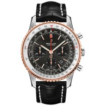 Breitling UB0121211F1P1 Steel 2015 Navitimer 1 B01 Chronograph 43 43mm new United States of America, Florida, Miami