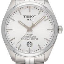 Tissot PR 100 Stahl 39mm Silber Deutschland, Schwabach