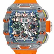 Richard Mille RM 011 RM11-03 Unworn Carbon 49.94mm Automatic
