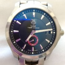 TAG Heuer Link WJ2110 Very good 39mm Automatic