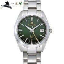 Seiko Grand Seiko Steel 38mm Green