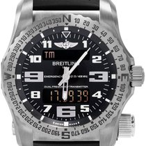 Breitling Emergency Titanium 51mm Black Arabic numerals United States of America, California, Moorpark