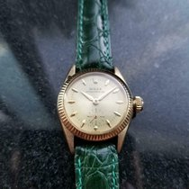 Rolex Oyster Perpetual 24mm Gold