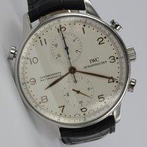 IWC Portugieser Chronograph Stahl 41mm Silber Deutschland, Berlin