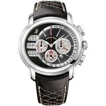 Audemars Piguet Steel Automatic Black 47mm new Millenary Chronograph