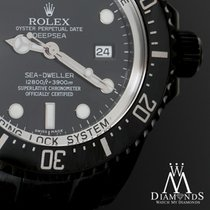 Rolex All Black 44mm Deepsea Ceramic Black Dial
