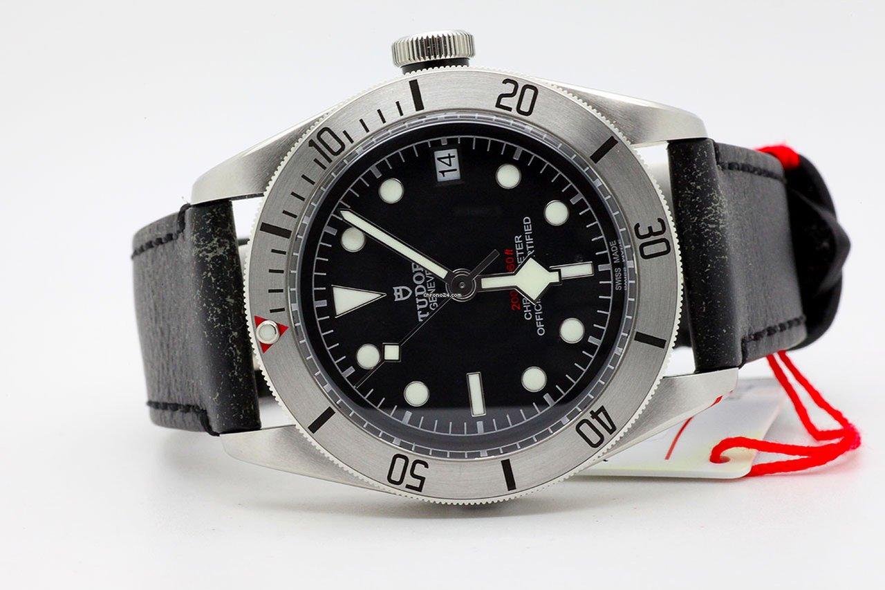 Tudor Black Bay Steel 79730 1800 new