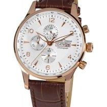 Jacques Lemans 'classic' London Chronograph Watch 10atm 44mm...
