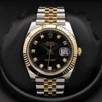 Rolex Datejust 41 126333 Stainless Steel / Yellow Gold
