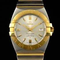 Omega Constellation Double Eagle steel-gold - 42mm