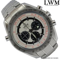 Omega Speedmaster 3882.31.37 Co-Axial Broad Arrow Rattrapante...