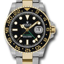 Rolex 116713LN Gold/Steel GMT-Master II new United States of America, New York, New York
