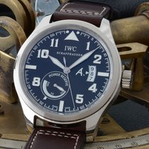 IWC Pilot Saint Exupery Power Reserve 18K White Gold Limited