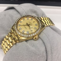 Rolex oyster perpetual datejust lady vintage