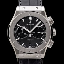 Hublot Classic Fusion Racing Grey Chronograph Titanium Grey...
