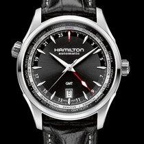 Hamilton Jazzmaster GMT Auto H32695731 new
