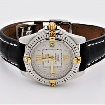 Breitling Cockpit Lady Gold/Steel 32mm Silver Roman numerals United States of America, Florida, Hollywood