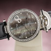 Bovet pre-owned Quartz 34mm Mother of pearl Sapphire crystal