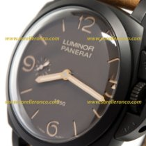 Panerai Plastic Manual winding Black Arabic numerals 47mm new Special Editions