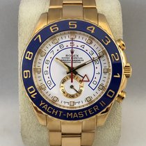 Rolex Yacht-Master II 116688 Yellow Gold ( 2018 full serviced )