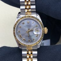 Rolex Lady-Datejust 26mm Two tone