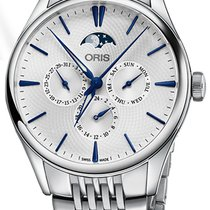 Oris Artelier Complication Steel Silver United States of America, New York, Brooklyn