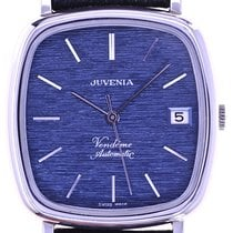 Juvenia Steel 40mm Automatic 9163 EB-LR new