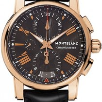 Montblanc Star 4810 Rose gold 44mm Grey Roman numerals United States of America, California, Moorpark