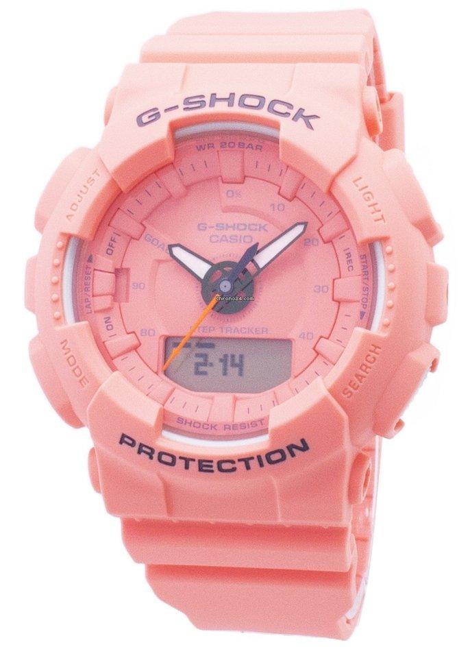 b39fe3d9865c Casio G-Shock S Series GMA-S130VC-4A GMAS130VC-4A Step Tracker... en venta  por 104 € por parte de un Seller de Chrono24