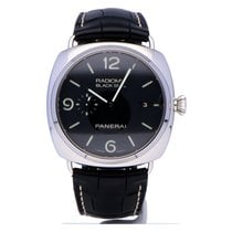 Panerai Radiomir Black Seal 3 Days Automatic new 2018 Automatic Watch with original box and original papers PAM 00388