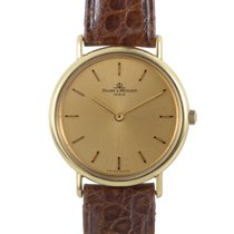 Baume & Mercier Yellow gold Quartz MOAO4793 pre-owned