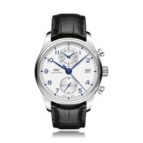 IWC Portuguese Chronograph IW390302 new