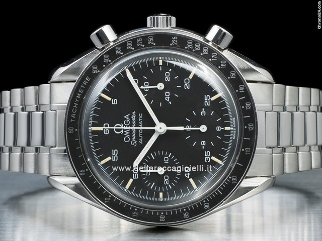 in vendita 59243 db7d2 Omega Speedmaster Reduced Automatic Watch 3510.50