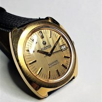 Roamer Searock Gold/Steel 36mm Gold No numerals