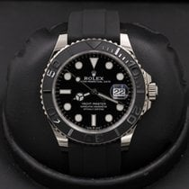 Rolex Yacht-Master 42 White gold 42mm Black United States of America, California, Huntington Beach