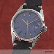 Tudor Prince Oysterdate Gold/Stahl 37.5mm Blau Deutschland, Chemnitz