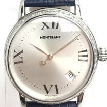 Montblanc Steel 34mm Quartz pre-owned United States of America, New York, New York