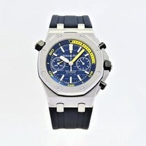 Audemars Piguet Royal Oak Offshore Diver Chronograph 26703ST.OO.A027CA.01 2017 pre-owned