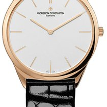 Vacheron Constantin Historiques Rose gold 36mm Silver United States of America, Florida, Sunny Isles Beach