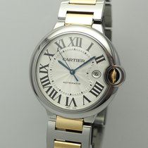 Cartier Ballon Bleu 42mm 3001/ W69009Z3 2007 usados