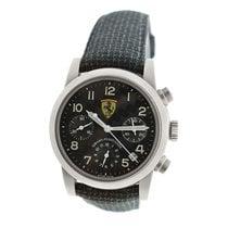Girard Perregaux Ferrari Steel 36mm Black Arabic numerals United States of America, New York, New York