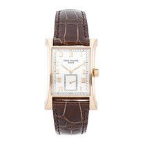 Patek Philippe Pagoda Rose gold 41mm Silver Roman numerals