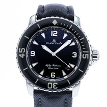 Blancpain Fifty Fathoms 5015-1130-52 2010 pre-owned