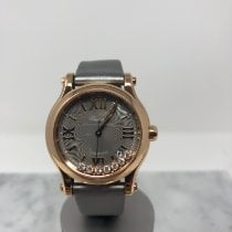 Chopard Happy Sport Roségold 36mm Grau Deutschland, Hamburg