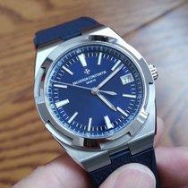 Vacheron Constantin Overseas Steel 41mm Blue No numerals United States of America, California, Sunnyvale